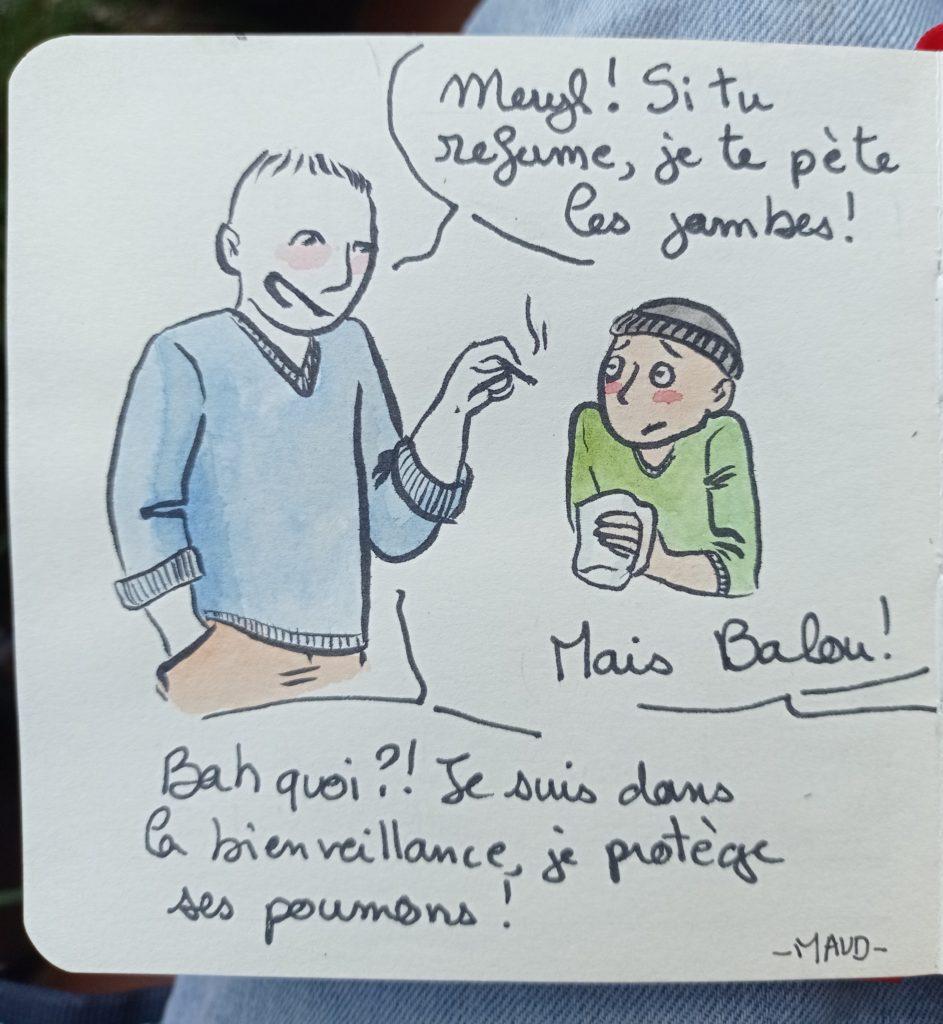 Balou et Méryl